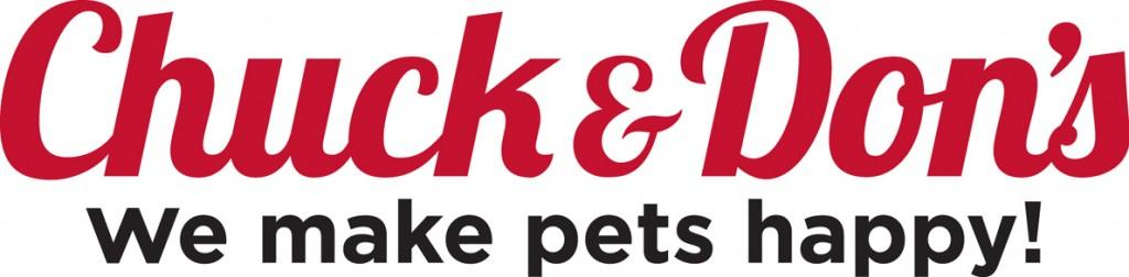 Thank you to our platinum sponsors, Chuck & Don's Pet Food & Supplies!