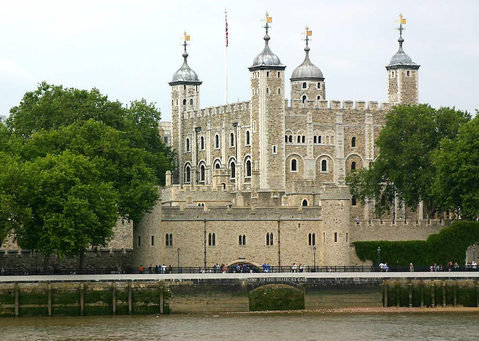 Norman London: The Tower of London