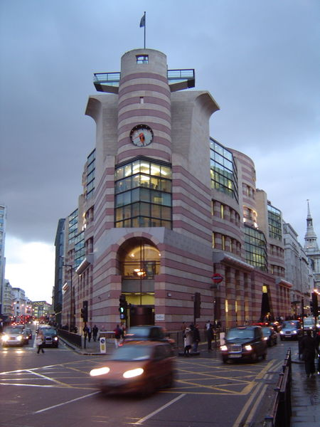 Postmodern London: No. 1 Poultry