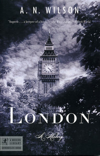 Required Text-- London: A History