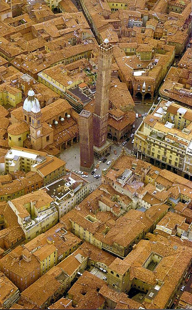 The Towers of Bologna